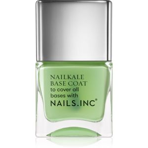Nails Inc. Nailkale Superfood Base Coat podkladový lak na nehty s regeneračním účinkem 14 ml