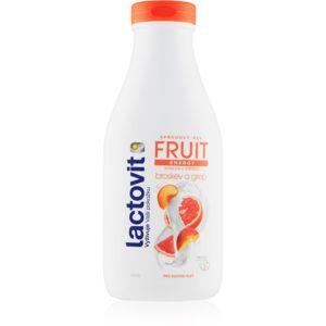 Lactovit Fruit energizující sprchový gel 500 ml