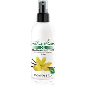 Naturalium Fruit Pleasure Vanilla osvěžující tělový sprej