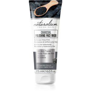 Naturalium Fresh Skin Charcoal čisticí a rozjasňující pleťová maska