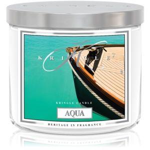 Kringle Candle Aqua vonná svíčka 411 g I.