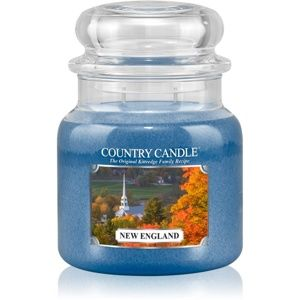 Country Candle New England vonná svíčka 453 g