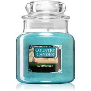 Country Candle Summerset vonná svíčka 104 g malá