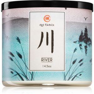 Kringle Candle Zen River vonná svíčka 411 g
