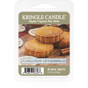 Kringle Candle Cardamom & Gingerbread vosk do aromalampy 64 g