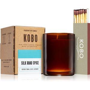 KOBO Woodblock Silk Road Spice votivní svíčka 85 g