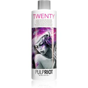 Pulp Riot Developer aktivační emulze 6% 20 Vol. 887 ml
