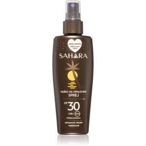 Sahara Sun mléko na opalování ve spreji SPF 30 150 ml