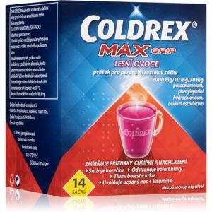Coldrex Coldrex Maxgrip Lesní ovoce 14 ks