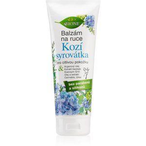 Bione Cosmetics Kozí Syrovátka balzám na ruce pro citlivou pokožku
