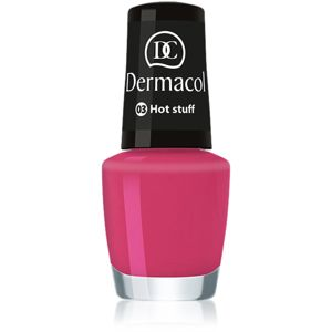 Dermacol Mini Summer Collection lak na nehty odstín 03 Hot Stuff 5 ml