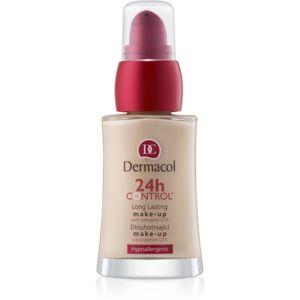 Dermacol 24h Control dlouhotrvající make-up odstín 50 30 ml