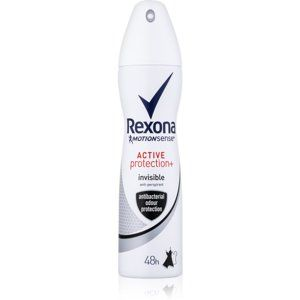 Rexona Active Protection+ Invisible antiperspirant ve spreji pro ženy 150 ml