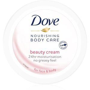 Dove Beauty Cream vyživující krém na obličej a tělo 150 ml