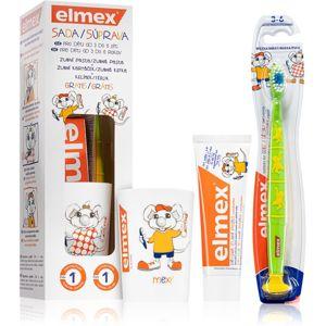 Elmex Kids 3-6 Years sada pro dokonale čisté zuby (pro děti)