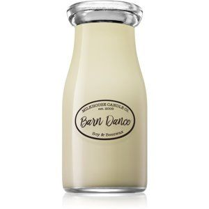 Milkhouse Candle Co. Creamery Barn Dance vonná svíčka 227 g Milkbottle