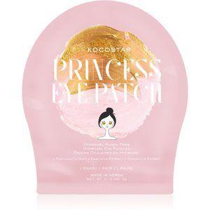 KOCOSTAR Princess Eye Patch hydrogelová maska na oční okolí pro mladistvý vzhled