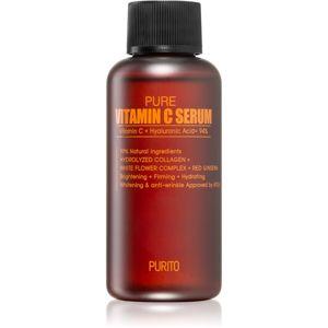 Purito Pure Vitamin C intenzivní protivráskové a hydratační sérum s vitaminem C 60 ml