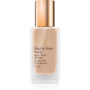 Estée Lauder Double Wear Nude Water Fresh fluidní make-up SPF 30 odstín 3W1.5 Fawn 30 ml
