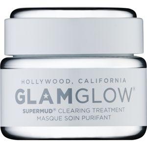Glam Glow SuperMud čisticí maska pro dokonalou pleť 50 g