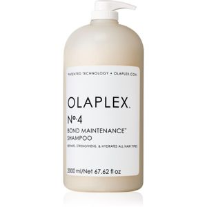 Olaplex N°4 Bond Maintenance obnovující šampon pro všechny typy vlasů 2000 ml