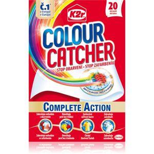 K2r Colour Catcher ubrousky zabraňující obarvení prádla 20 ks