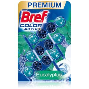 Bref Color Active Eucalyptus wc blok 3 x 50 g
