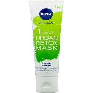 Nivea Urban Skin detoxikační a čisticí maska