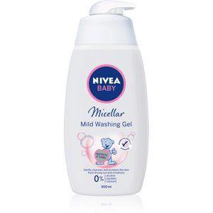 Nivea Baby Micellar micelární gel pro děti
