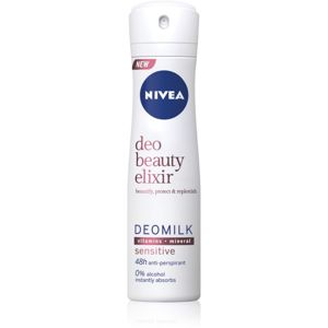 Nivea Deo Beauty Elixir Sensitive antiperspirant ve spreji