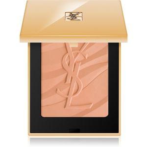 Yves Saint Laurent Les Sahariennes Bronzing Stones bronzující pudr odstín 1 Sunstone 8 g