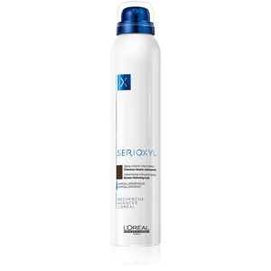 L'Oréal Professionnel Serioxyl Volumizing Coloured Spray barevný sprej pro objem vlasů Brown 200 ml