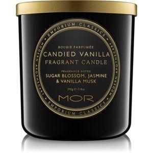 MOR Candied Vanilla vonná svíčka 390 g