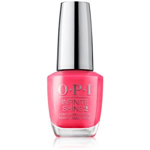 OPI Infinite Shine gelový lak na nehty Strawberry Margarita 15 ml