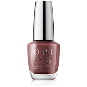 OPI Infinite Shine gelový lak na nehty Linger Over Coffee 15 ml