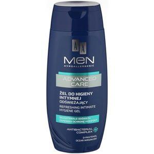 AA Cosmetics Men Advanced Care osvěžující gel na intimní hygienu 250 ml