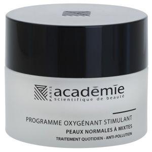 Academie Normal to Combination Skin hydratační a posilující pleťový kr