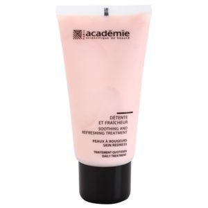 Academie Skin Redness zklidňující a osvěžující krém pro citlivou a pod