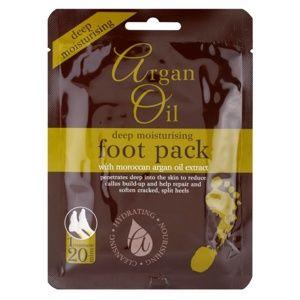 Argan Oil Pack hydratační ponožky