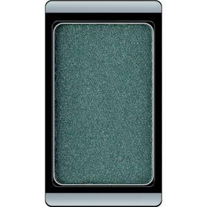 Artdeco Eyeshadow Glamour pudrové oční stíny v praktickém magnetickém pouzdře odstín 261 Green Harmony 0,8 g