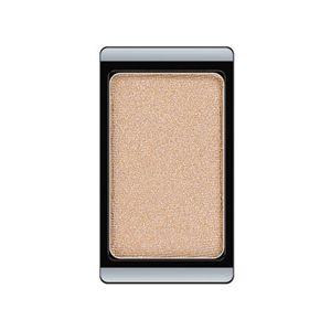 Artdeco Eyeshadow Pearl pudrové oční stíny v praktickém magnetickém pouzdře odstín 30.19 Pearly Bright Nougat Cream 0,8 g