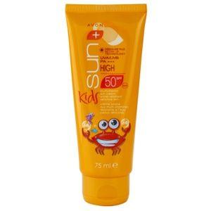 Avon Sun Kids opalovací krém pro děti SPF 50