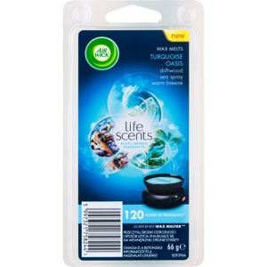 Air Wick Life Scents Turquoise Oasis vosk do aromalampy 66 g