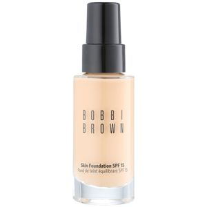 Bobbi Brown Skin Foundation hydratační make-up SPF 15 odstín 3 Beige 30 ml