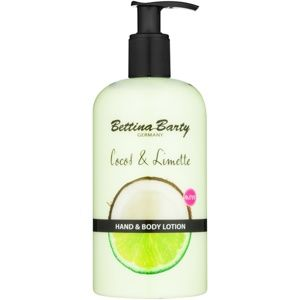 Bettina Barty Coconut & Lime mléko na ruce a tělo