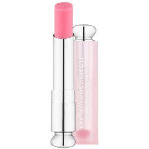 Dior Dior Addict Lip Sugar Scrub exfoliační balzám odstín 001 3.5 g