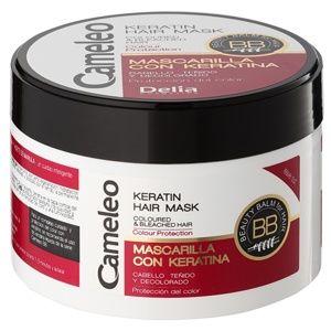 Delia Cosmetics Cameleo BB keratinová maska pro barvené a melírované v