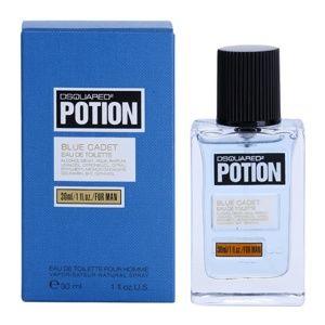 Dsquared2 Potion Blue Cadet toaletní voda pro muže 30 ml
