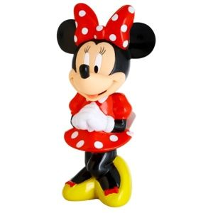 Disney Cosmetics Miss Minnie pěna do koupele a sprchový gel 2 v 1 Cherry 200 ml