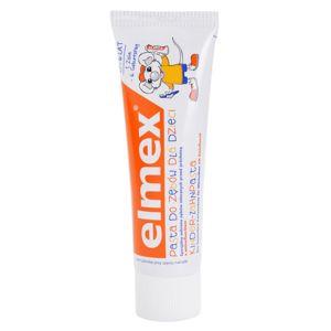Elmex Caries Protection Kids zubní pasta pro děti 50 ml